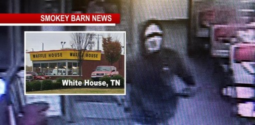 White House Waffle House Robbed at Gunpoint
