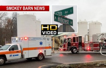 Fire Damages Chemtrade Solutions Plant In Springfield