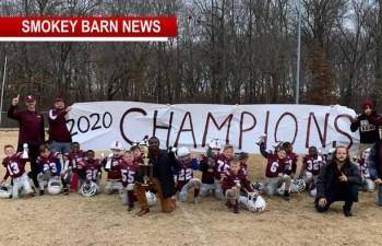 East Robertson Indians (7U) Win Jr Pro Super Bowl Championship