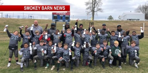 Undefeated Greenbrier 8/9 Bobcats Win Super Bowl Championship
