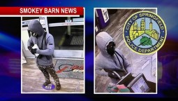 Suspect On The Run After Early Morning Robbery In Springfield