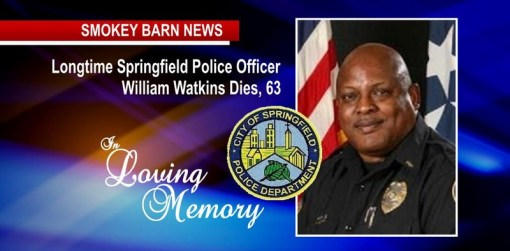 Springfield/Robertson Community Mourns The Passing Of Longtime Police Officer William Watkins