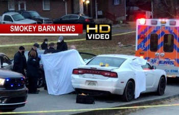 2 Apparently Shot To Death Found In Vehicle Near Downtown Springfield