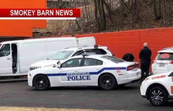 Investigation Underway After Body Found In Springfield Parking Lot