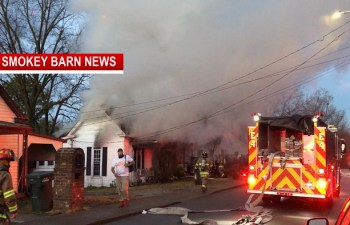 Springfield Man Narrowly Escapes Burning Home Early Tuesday