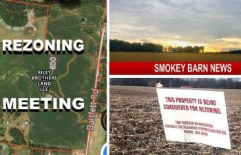 Cedar Hill Vice Mayor/Citizens Petition 103 Acre Buzzard Creek Housing Development