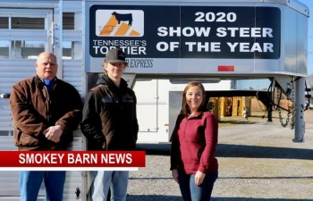 Robertson Teen Wins TN's Cattlemen's Assoc.'s Steer Of The Year