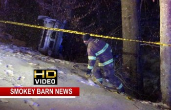 VIDEO: New Snow Triggers More Accidents In Robertson County