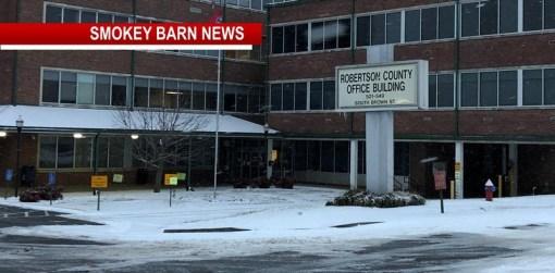 Robertson Mayor: County Office To Open Late Wednesday (Call Ahead)