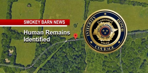 BODY IDENTIFIED: Officials I.D. Human Remains Found Off Kennedy Rd In Clarksville