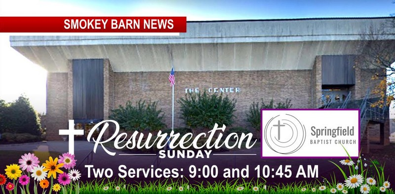 Photo of Springfield Church Gets Creative For Easter Celebrations Amid The COVID-19 Reality | Smokey Barn News