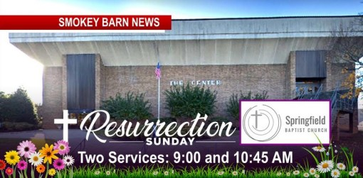 Springfield Church Gets Creative For Easter Celebrations Amid The COVID-19 Reality
