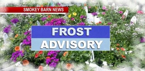Plant Weather Alert, Rain Mix/Snow Coming