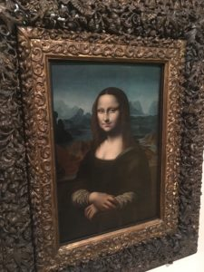 Mona Lisa - a 17th century copy