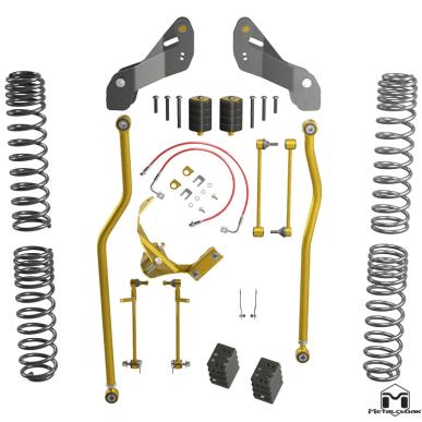Metalcloak Overland Elite 2.5-inch kit (Photo courtesy Metalcloak)