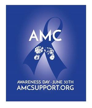 AMC awareness logo