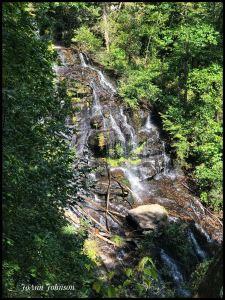 Issaqueena Falls Rabun County, Georgia