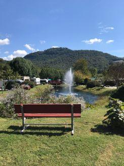 Camping at River Vista RV Resort Clayton, GEorgia