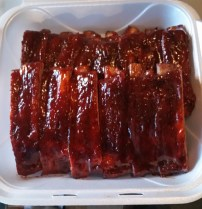 Smokin J's Barbeque rib box