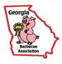 Georgia Barbecue Association Logo