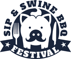 Sipi and Swine Barbecue Festival Logo