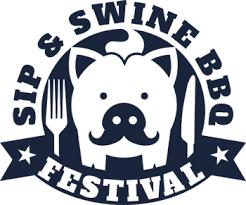 Sipi and Swine Barbecue Festival Logo