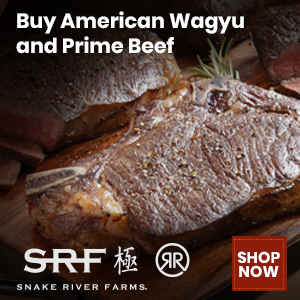 Wagyu and Prime beef promo