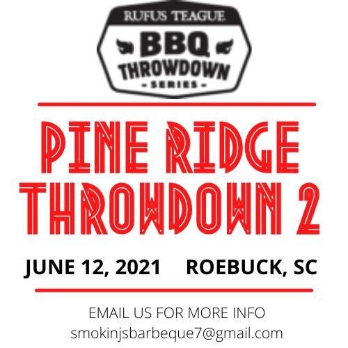 pine ridge throwdown 2