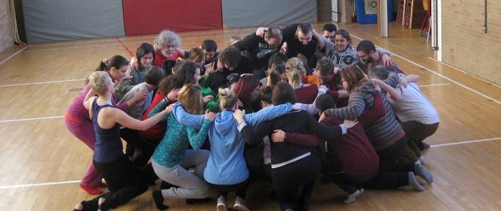 TTIC – Theatre Training for Intercultural Cohesion – Training course in Albania