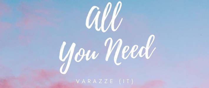 All You Need – Training Course in Italy