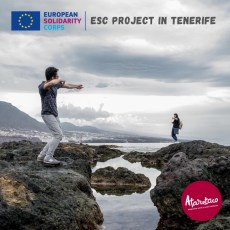 Volunteering at Tenerife – ESC project of Ataretaco Foundation