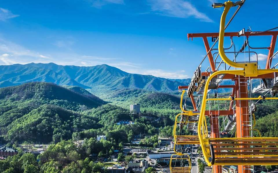 Gatlinburg Skylift, Gatlinburg attractions, Gatlinburg SkyBridge, Gatlinburg SkyLift, Gatlinburg things to do, Smoky Mountain Attractions, Smoky Mountain Chair Lift, Smoky Mountain SkyBridge, Smoky Mountain Things to Do
