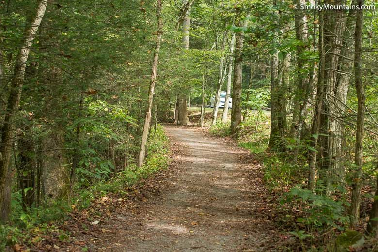 Find it on google maps here. Gatlinburg Trail Hike Review W 40 Photos Directions