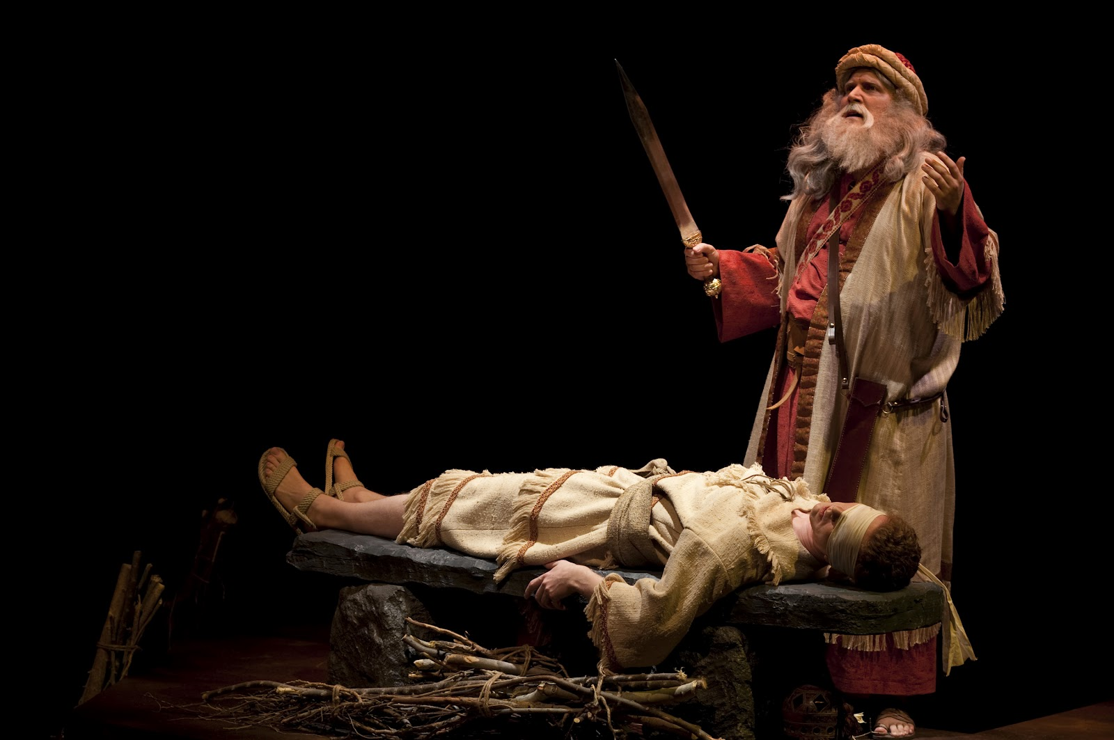 Did God Bully Abraham Or Isaac