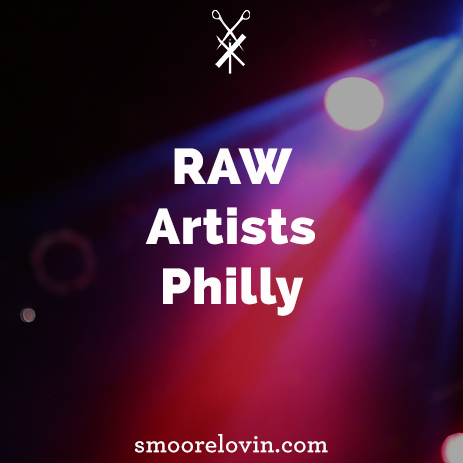 RAW Artists Philly