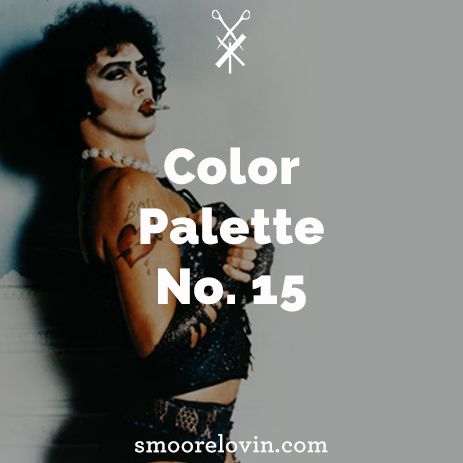 Color Palette No. 15