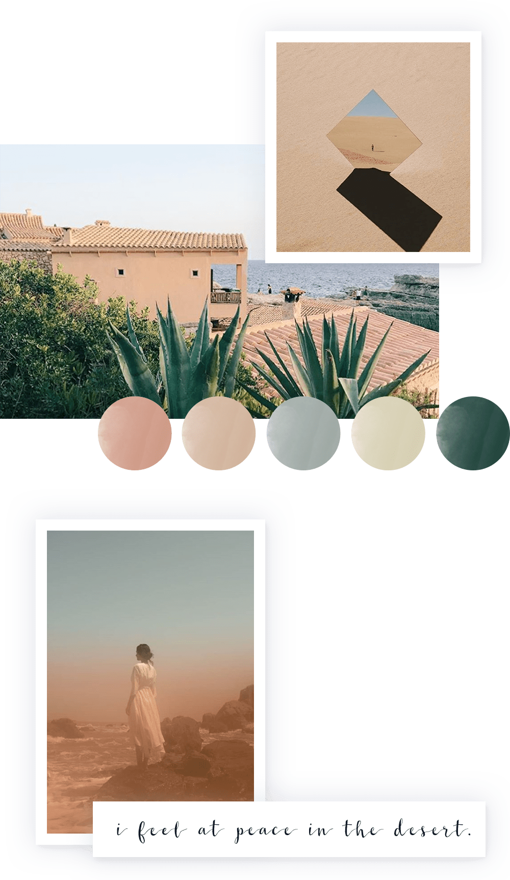 Color Palette No. 27 | Soothing Tones X Goodbye Summer