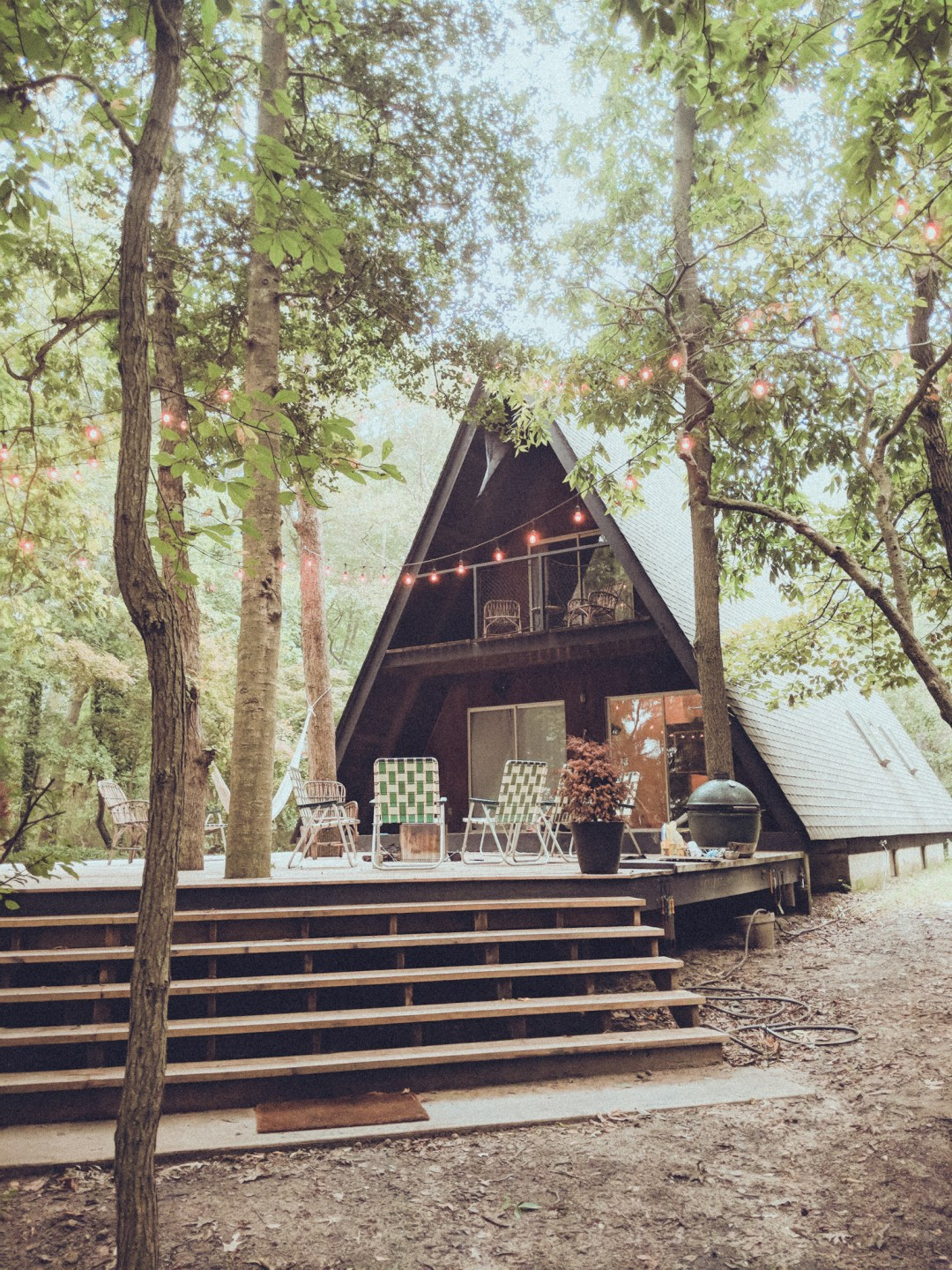 The Lokal Hotel A-Frame: A Cabin the Woods