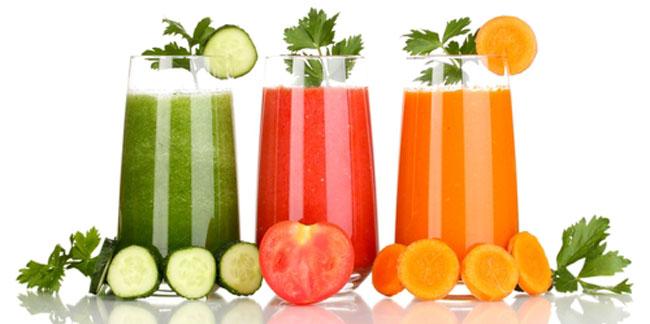 Smoothie Rainbow groenten