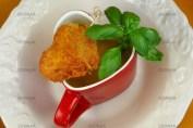 Kürbissuppe und Kartoffelrösti © Liz Collet