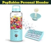 PopBabies Personal Blender review