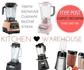 Blenders at Kitchen Warehouse