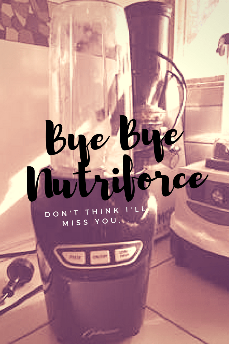 Why to/NOT buy Optimum Nutriforce Extractor - Blender Review