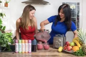Smoothie Bombs Founders Lana and Cinzia