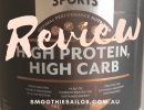Isowhey High Protein High Carb Review