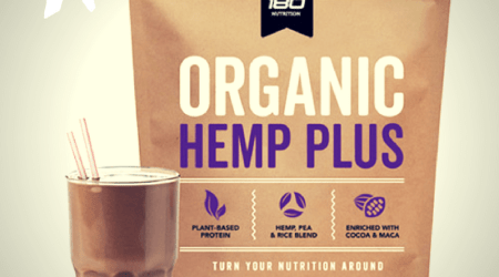 180-nutrition-organic-hemp-plus-protein-powder-review