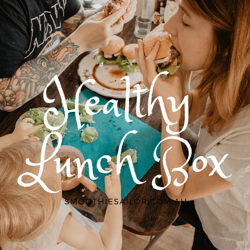 Healthy Lunch Box Tips and Recipes (to get more veggies into your kids lunch box)