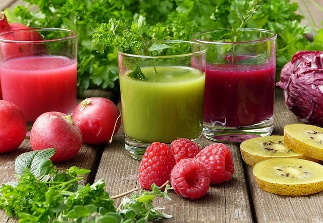 vibrant smoothies move the bowels