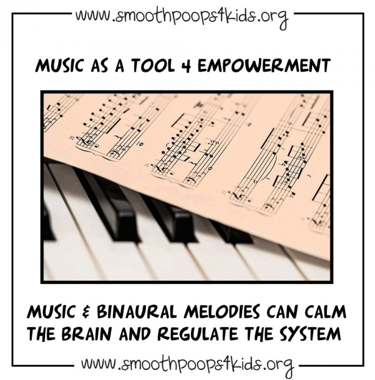 music is a tool