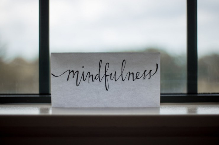 Mindfulness in living